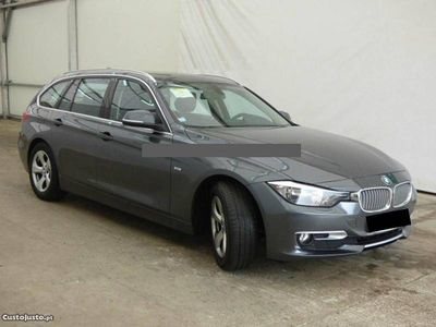 usado BMW 320 serie 3 163cv 2000 - 13
