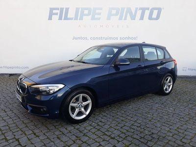 usado BMW 116 D Efficient Dynamic Advantage