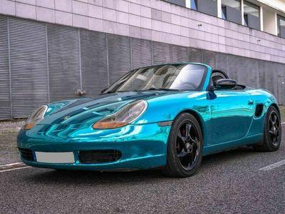 usado Porsche Boxster 2.5 Soul