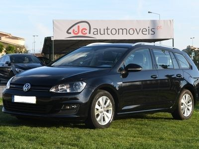 usado VW Golf Variant 1.6 TDI Bluemotion