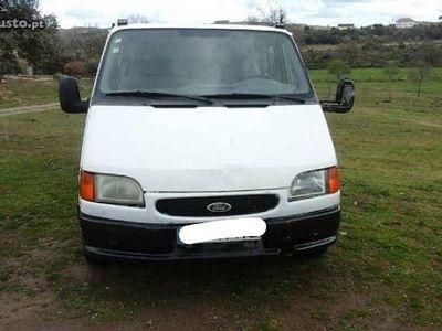 brugt Ford Transit Cabine dupla