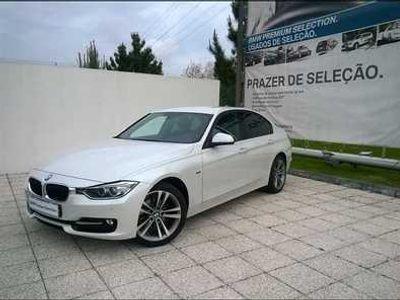 usado BMW 318 Série 3 d Auto Line Sport