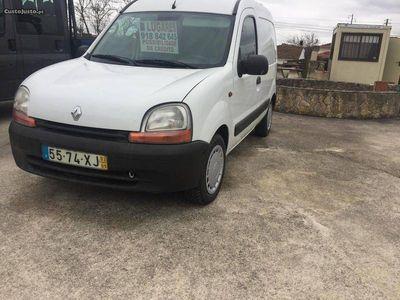 used Renault Kangoo 1.9 d