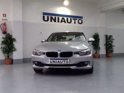 usado BMW 318 D L MODERN GPS PELE/TECIDO