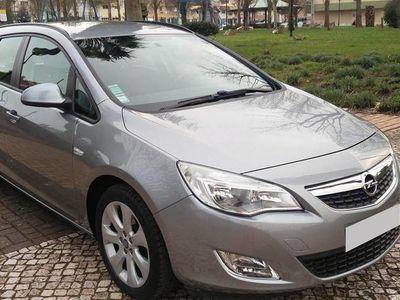 usado Opel Astra CaravanCDTI EcoFlex