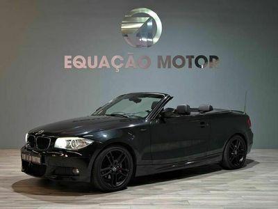 usado BMW 118 Cabriolet d Cábrio Pack M