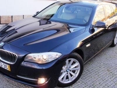 used BMW 520 D Touring 184 cv GPS