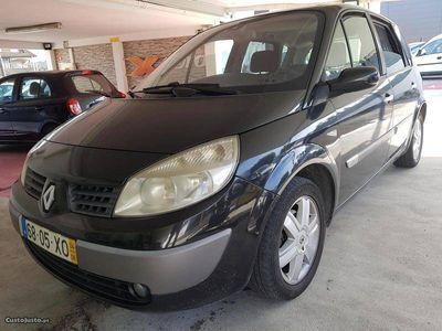 gebraucht Renault Scénic 1.5 dci Ac