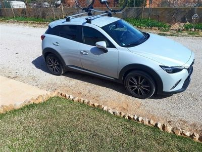 brugt Mazda CX-3 1.5 SKY-D 4X2 Excellence HT Navi (105cv) (5p)