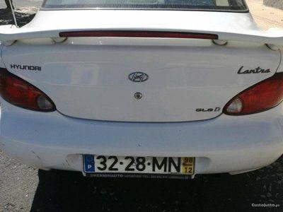 używany Hyundai Lantra Gls Diesel