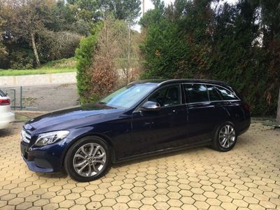 usado Mercedes C200 BLUETEC D T 7G-TRONIC AVANTGARD