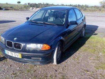 usado BMW 320 Diesel nacional