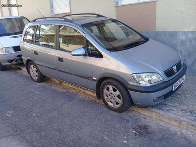 used Opel Zafira TDi 2,0 diesel