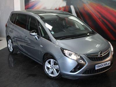 usado Opel Zafira 1.6 CDTi Cosmo | 7L | GPS | Teto