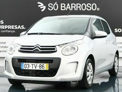usado Citroën C1 VTi Feel