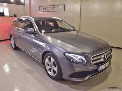 usado Mercedes E220 Avantgarde 194cv