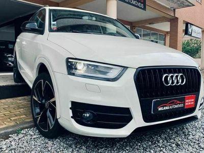 usado Audi Q3 Sline