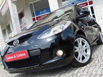 usado Mazda 2 1.3 MZR Exclusive (75cv) (5p)