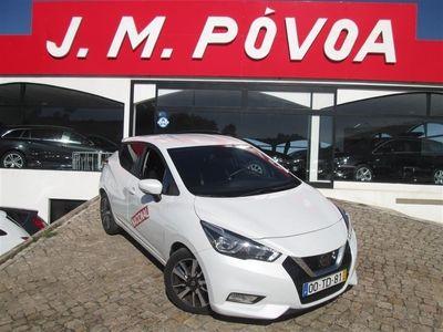 usado Nissan Micra 1.5 DCI N-Connecta GPS