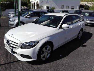 usado Mercedes C300 Hybrid Diesel 204cv
