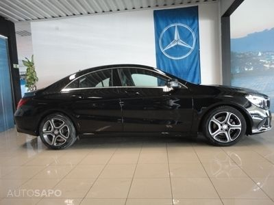 usado Mercedes CLA180 ClasseCDi Urban (109cv) (4p)