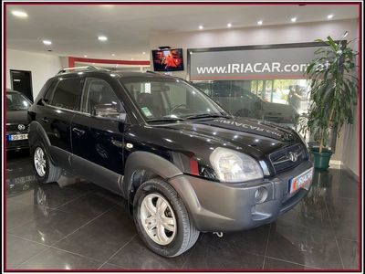 usado Hyundai Tucson 2.0 CRDi World Cup 4WD (140cv) (5p)