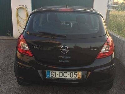 usado Opel Corsa ECOTEC 1.3 TD1 -