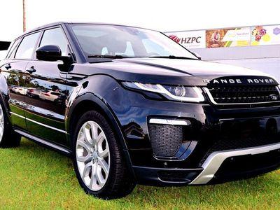 usado Land Rover Range Rover evoque 2.0 d Dynamic HSE SD4 Aut.