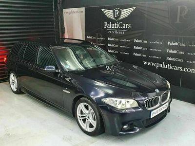 usado BMW 520 d Pack M aut.