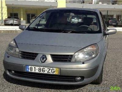 usado Renault Scénic 1.5 dCi L. Expression