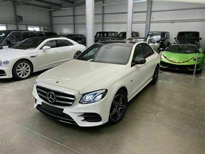 usado Mercedes E300 DIESEL- HYBRID AMG