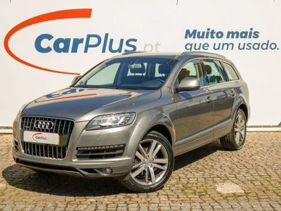 usado Audi Q7 3.0 V6 TDI quattro tiptronic 2013