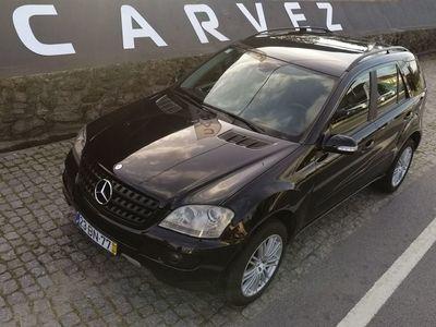 usado Mercedes ML320 CDI 225CV IUC Antigo