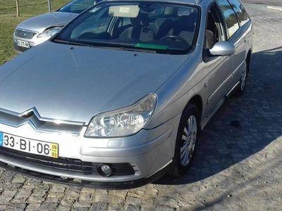 gebraucht Citroën C5 1.6 hdi