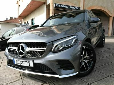 usado Mercedes GLC250 Coupe AMG