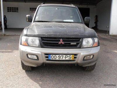 gebraucht Mitsubishi Pajero 3.2 DID GLS