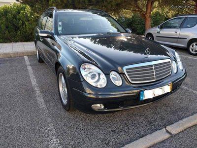 usado Mercedes E220 Cdi Avantagarde