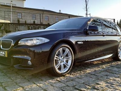 usado BMW 525 dA TOURING PACK M