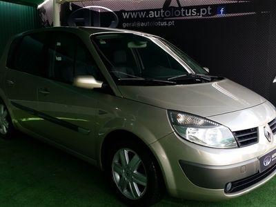 usado Renault Scénic 1.5 dCi SL Exclusive II (105cv) (5p)