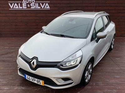 usado Renault Clio Sport Tourer 0.9 TCE 90 CV Gt line Nacional