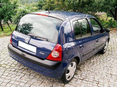 usado Renault Clio 1.2 ECONOMICO -