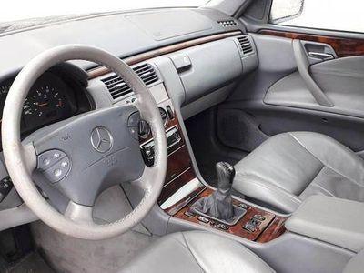 usado Mercedes E220 CDI Elegance