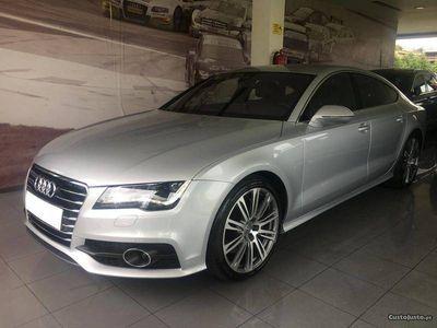 usado Audi A7 3.0 BiTDI s-line 313