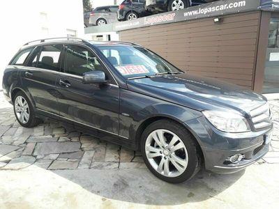 usado Mercedes C220 SW 220 cdi Avantgarde 170cv