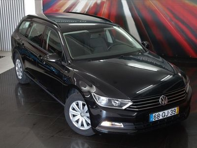 brugt VW Passat Variant 1.6 TDI Bluemotion Trendline
