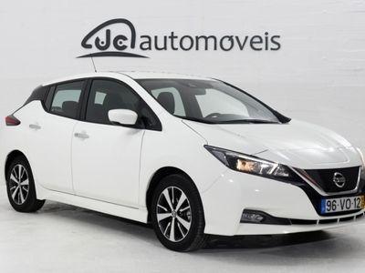 usado Nissan Leaf Acenta 40 KWH