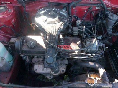 usado Toyota Starlet Versão XL - 92