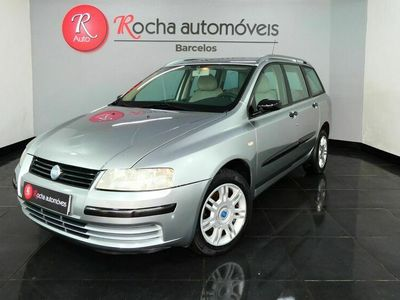 usado Fiat Stilo Multiwagon 1.4 16V Active