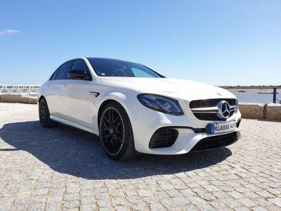 usado Mercedes E63 AMG 6.3 AMG S 4matic+