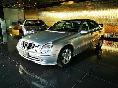 usado Mercedes E270 CDI Avantgard Nacional